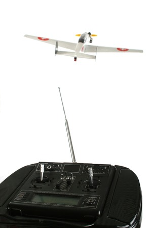 controling: Comands for a model airplane