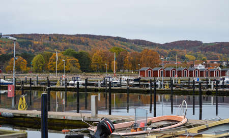 Harbor in Bstad
