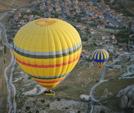 Airballoons Stock Photo