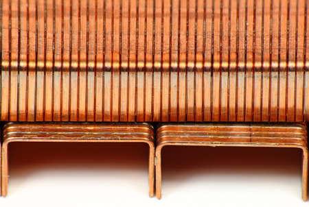 metal fastener: staple