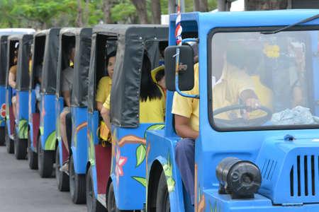 convoy: The convoy hauling garden tor