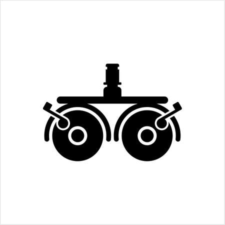 Caster Wheel Icon Vector Art Illustration 스톡 콘텐츠 - 127389163