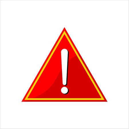 Alert Icon, Notification Icon Vector Art Illustration Standard-Bild - 147820109