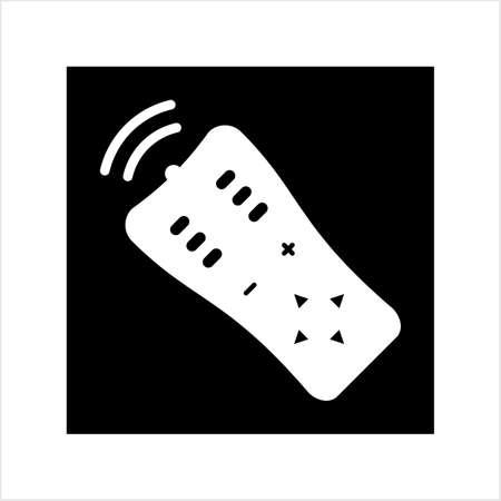 Remote Icon, Remote Vector Art Illustration