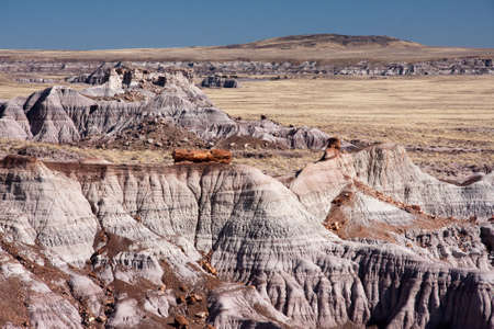 pained: the landscape of pained desert