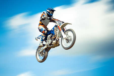motocross Stock Photo - 12163153