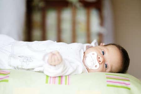 Newborn baby Stock Photo - 17495355