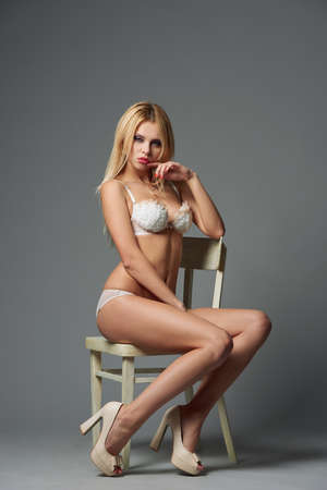 Blonde sext