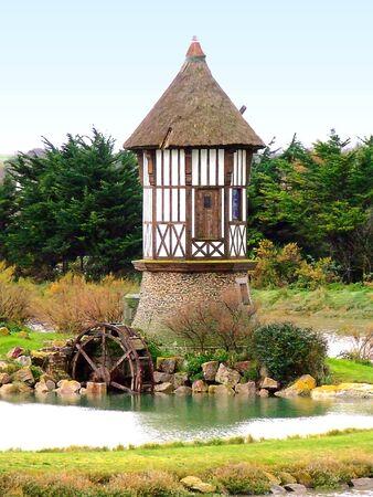 molino de agua: Watermill