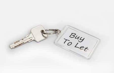 let on: buy to let keys