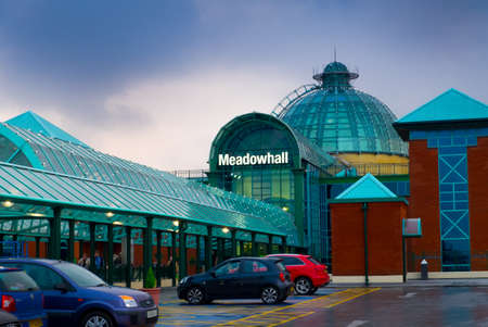 sheffield: Meadowhall shopping centre, Sheffield Editorial