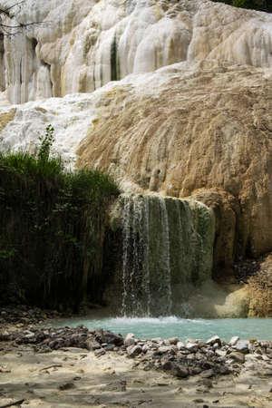 val dorcia: Terme San Filippo, natural spa in Val DOrcia