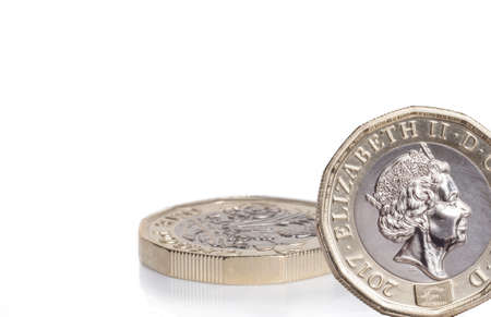 British pound coin, 2017 design