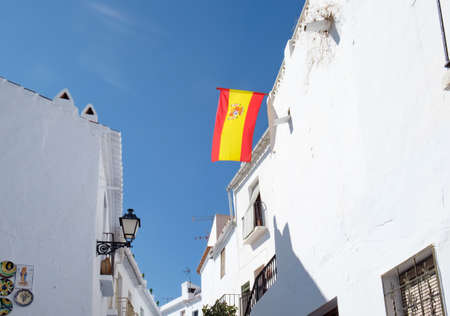 Frigiliana, near Nerja, has been voted the prettiest village in Spain several times