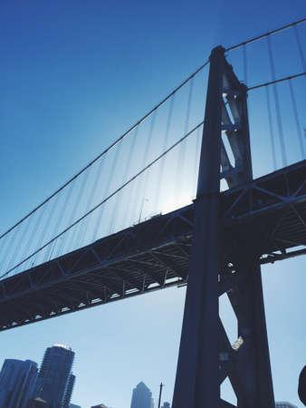 sf: Sailing the SF Bay under the Bay Bridge