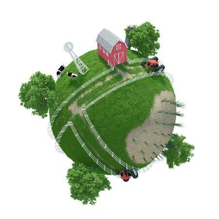 stead: Planet Farm