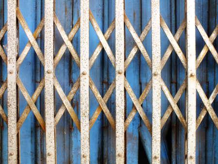 Door bars Stock Photo - 12474896
