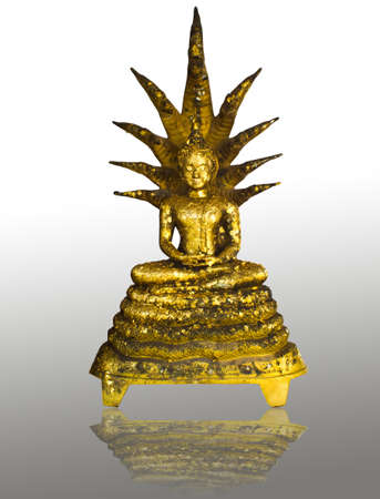 Buddha statue thai  Stock Photo - 12613525