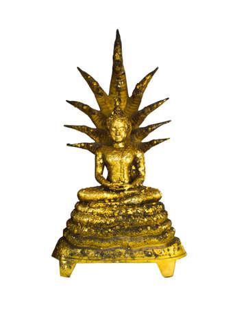 Buddha statue thai  Isolated photo