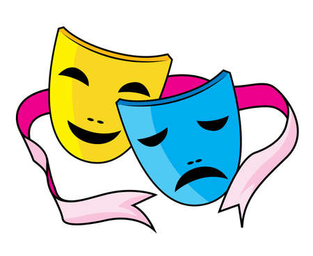 theatrical performance: mask