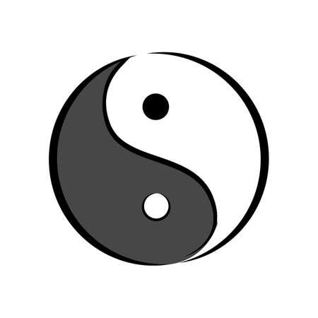 yinyang: yinyang symbol