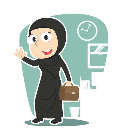arabian businesswoman
