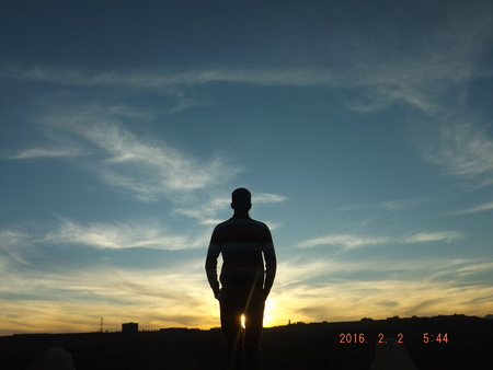 sublime: the sublime, the Sunset, the Unparalleled, Sunset in Morocco ..