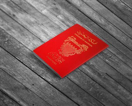 Bahraini passport, kingdom of Bahrain passport issued to Bahraini citizens for international travel