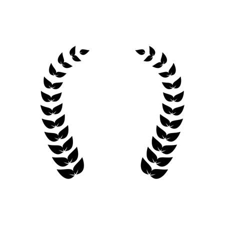 Laurel Wreath vector decoration Illustration