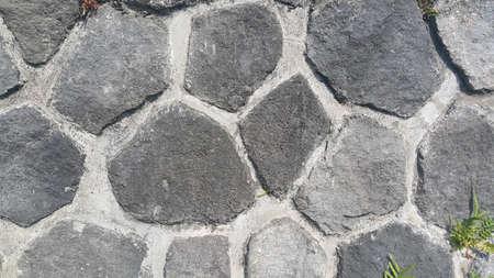coal basalt granite rock nature wall texture background dark grey black color