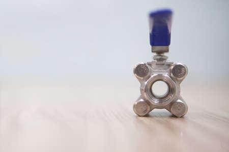 ball valve 1000 WOG Фото со стока