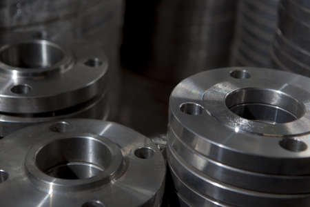 Flange stainless steel for valve