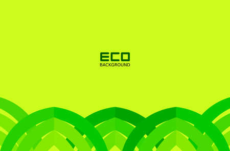 Green eco friendly backgrounds with leaf patterns for business posts and presentations, natural backgrounds, green abstract backgrounds
