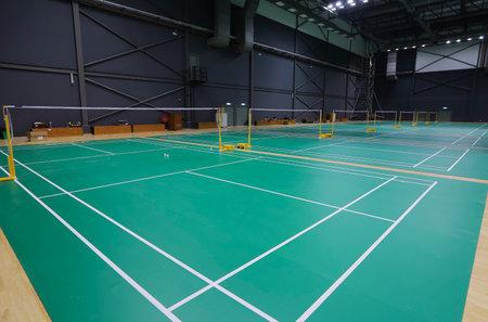 Badminton court 新聞圖片