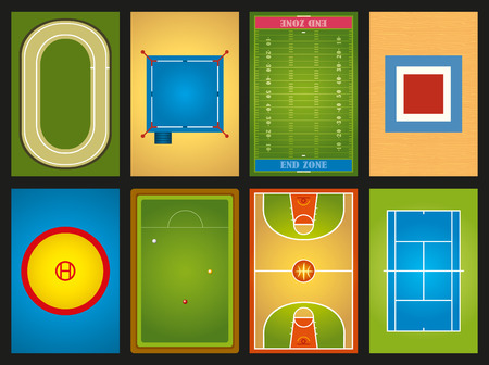 nba: sports grounds