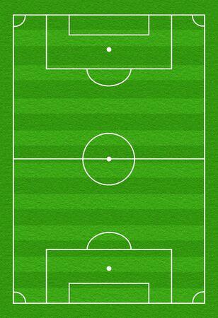 pitch: football pitch