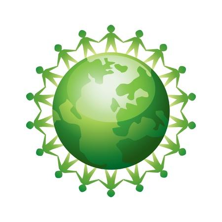 united people around the world