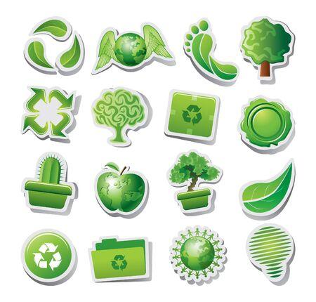apple leaf: Ecology icons