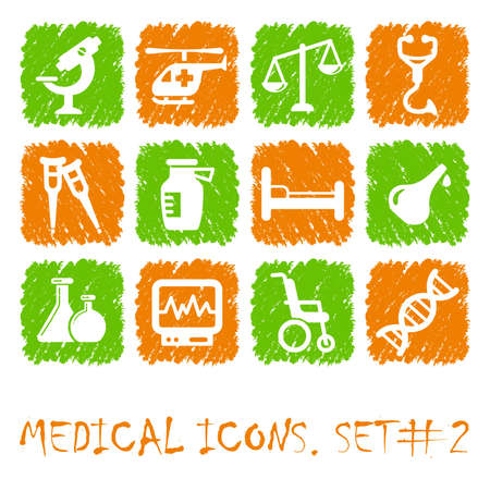 emergency kit: Pharma and Healthcare icons