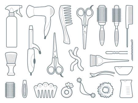 secador de pelo: S Peluquería accesorios
