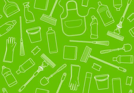 cleaning equipment: Sfondo trasparente con contorni Macchine per la pulizia