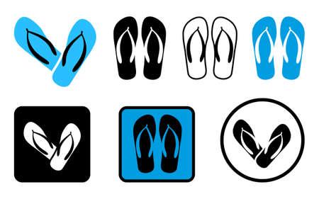 flip flops: Beach Sandals