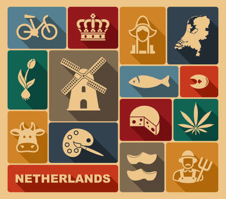 clogs: Netherlands icons
