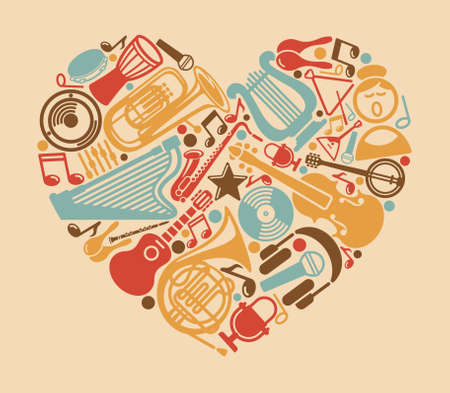jazz drums: The music in the heart