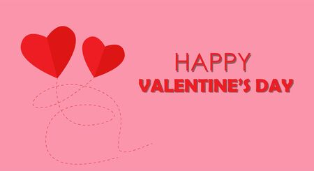 Happy Valentine's Day with love