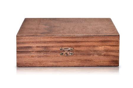 box wood wooden box wine box true fruit wine Stock Photo