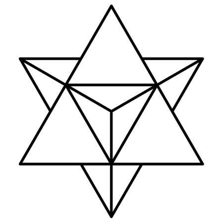 star tetrahedron merkaba light body activation ascent