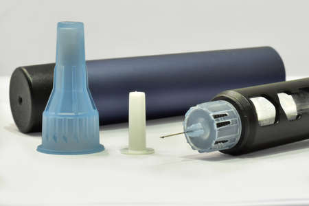 Insulin-Pen-Injektionsgerät Gesundheitswesen Selbstbehandlung