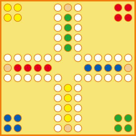 ludo brettspiel person männlich steine figur spielen