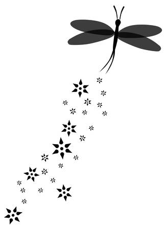 wall decal tattoo decoration moth night nature